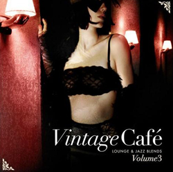 Cristina Morrison New Remix at Vitage Cafe Lounge & Jazz Blends
