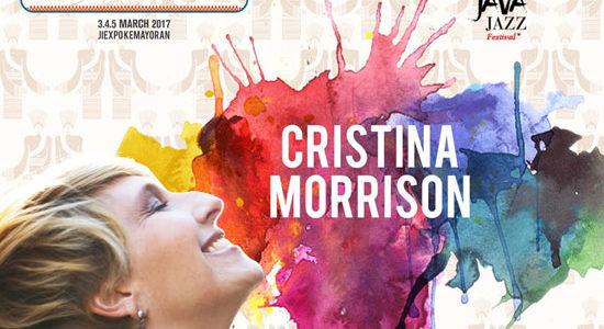 CRISTINA MORRISON JAVA JAZZ FEST #JJF2017