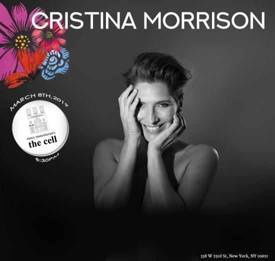 Cristina Morrison New York concert